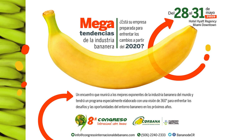 Congreso Internacional sobre Banano 2019